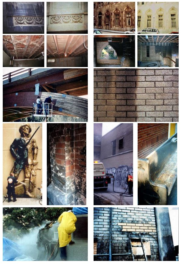 Architecture Cleaning & Restoration